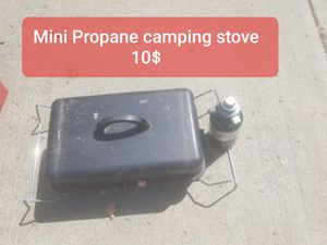 Mini propane grill for camping or RV for Sale in Washington, PA