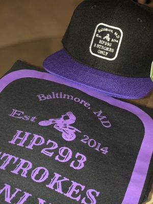 HP293 Vintage T-shirt's With Matching SnapBack Cap for Sale in Baltimore, MD