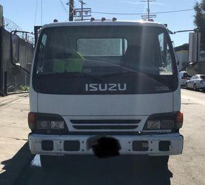 1999 Isuzu NQR 16' diesel for Sale in Los Angeles, CA