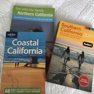 California Travel Guide Books for Sale in Lake Oswego, OR