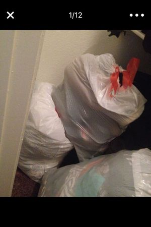 Bags of clothes for Sale in Inglewood, CA