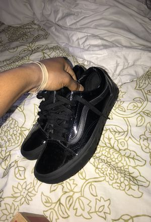 Black vans for Sale in Philadelphia, PA