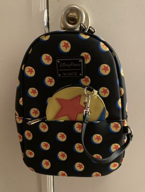 Pixar Disney Loungefly Backpack for Sale in Lake Wales, FL