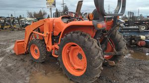 Kubota L3901 HSD for Sale in Springfield, OR