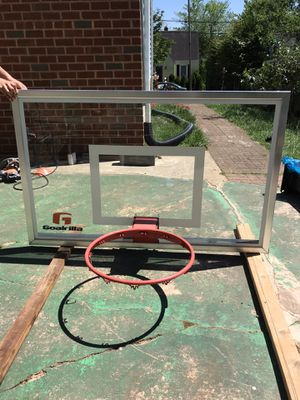 Goalrilla Basketball Hoop for Sale in Bladensburg, MD