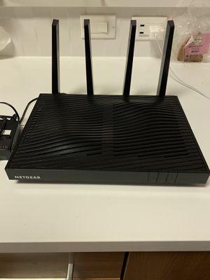 Netgear nighthawk x8 router for Sale in Glendale, CA