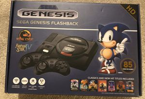 Sega Genesis Flashback Console for Sale in Pittsburgh, PA