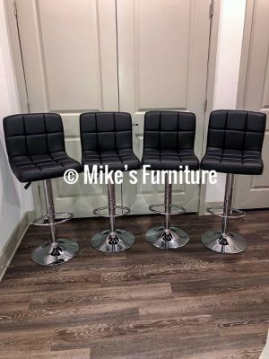 NEW Adjustable Bar Stools, Dining Chairs, Kitchen Chairs, Vanity Chair, Makeup Chair for Sale in Reston, VA