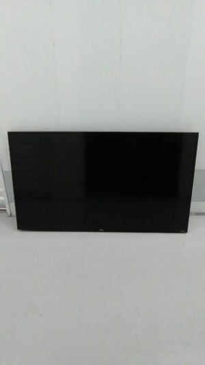 "TCL tv roku 50"" for Sale in San Jose, CA"