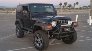 04 Jeep Wrangler Rubicon for Sale in El Cajon, CA