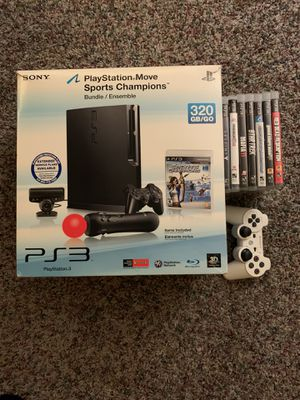 PS3 for Sale in Scappoose, OR