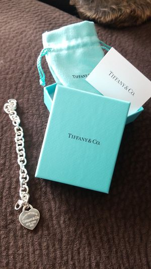 Tiffany's bracelet for Sale in San Diego, CA