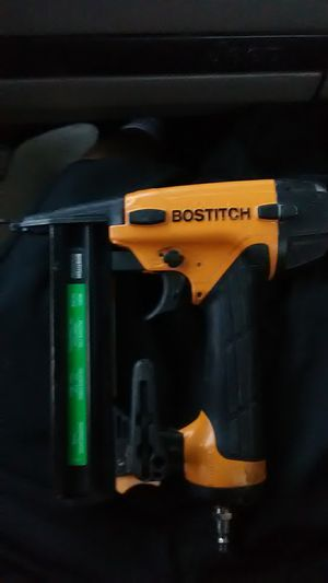 Bostitch stapler 18gaSX for Sale in Indianapolis, IN