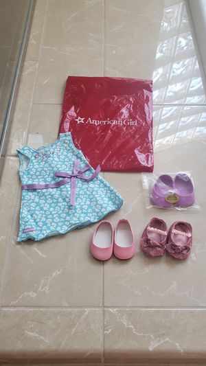 American girl brand oufit for Sale in Bakersfield, CA