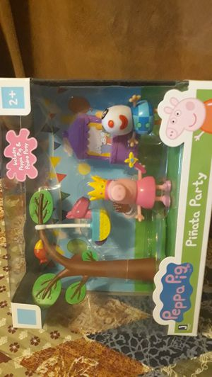 Peppa Pig Piñata Party for Sale in Los Angeles, CA