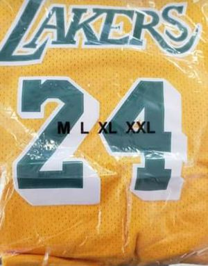 Kobe Bryant jersey for Sale in Albuquerque, NM