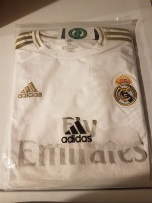 2019/2020 ADIDAS REAL MADRID HOME JERSEY for Sale in Montebello, CA