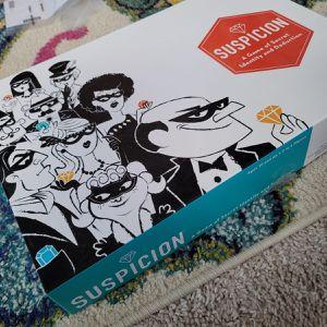 Suspicion - Board Game for Sale in Fairfax, VA