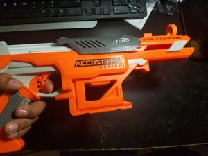 Nerf gun it has no bullets or darts for Sale in Hialeah, FL