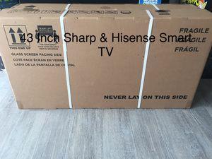 $39 DOWN/ 43 INCH SHARP 4K SMART TV 📺 for Sale in Montclair, CA
