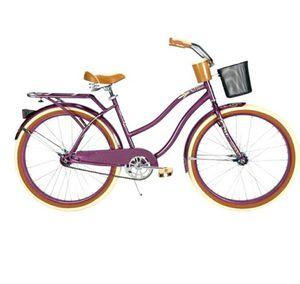 """Huffy Nel Lusso Purple Bike 24"""" Cruiser Purple for Sale in Stone Mountain, GA"""