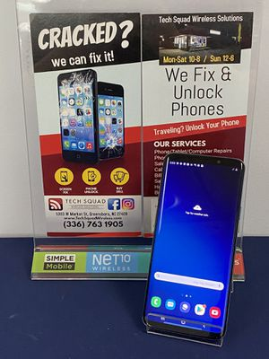Samsung Galaxy S9 Plus 64GB GSM Unlocked for Sale in Greensboro, NC