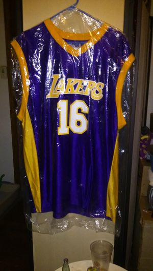 Lakers Jersey for Sale in Pomona, CA