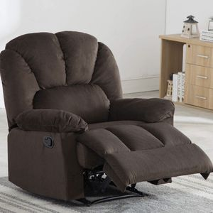 NEW OVERSTUFFED RECLINER for Sale in Diamond Bar, CA