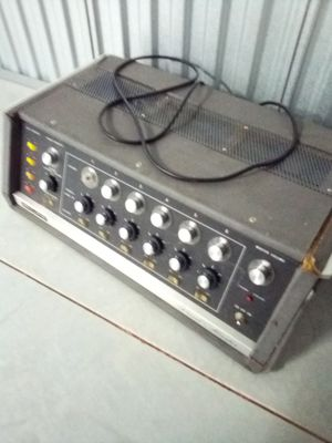 Vintage MASTER VOCAL Shure Head for Sale in Dallas, TX