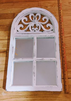 Farmhouse Window Mirror for Sale in Medina, WA
