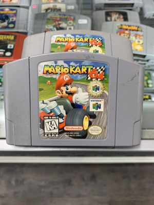 Mario kart 64 $50 Gamehogs 11am-7pm for Sale in Los Angeles, CA