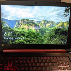 """15.6"""" Acer Nitro 5 Gaming Laptop for Sale in Bothell, WA"""