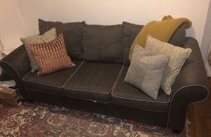 Large 3 person couch for sale for Sale in New York, NY