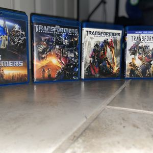 Transformers 1 - 4 for Sale in Houston, TX