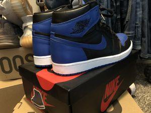 Jordan 1's 150$ size 9 for Sale in Houston, TX