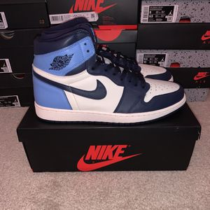 Jordan 1 Obsidian for Sale in Arlington, VA