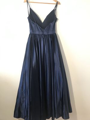Navy Blue Semi Ball Gown for Sale in Mesa, AZ