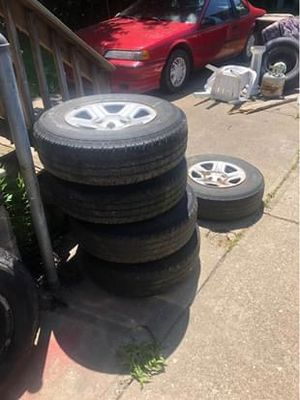 Jeep wheels for Sale in Grafton, OH