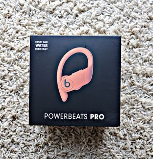 Powerbeats Pro (LAVA RED) for Sale in Atlanta, GA