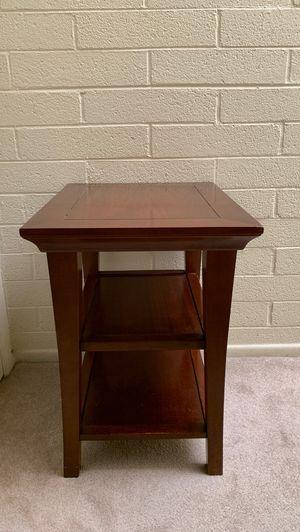 Pottery Barn End Table for Sale in Phoenix, AZ