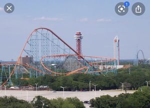 SIX FLAGS SEASON PASSES!! for Sale in Dallas, TX