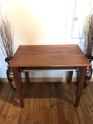 Wooden Desk with Drawer for Sale in Sioux Falls, SD