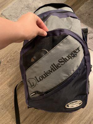 Louisville Slugger Baseball Backpack for Sale in Las Vegas, NV