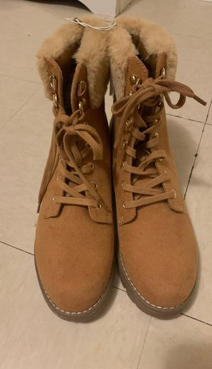 Light brown boots for Sale in Alexandria, VA