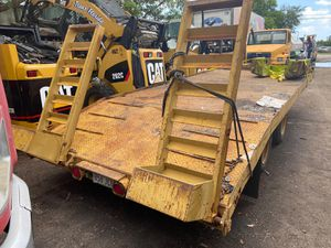 TRAILER ‼️‼️ HUGE bobcat trailer for Sale in Coral Gables, FL