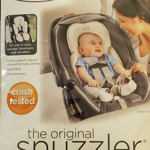 Summer Snuzzler Infant Support for Car Seats and Strollers, Ivory for Sale in Norwood, MA