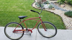 "Touring cruiser city 26"" tires one speed bike Columbia Clipper for Sale in Long Grove, IL"