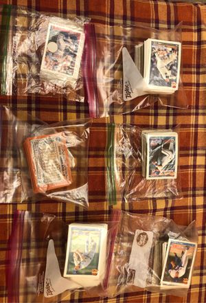 1990 Topps baseball card collection - Cubs, Sox, Royals, Yankees & Dodgers for Sale in North Riverside, IL