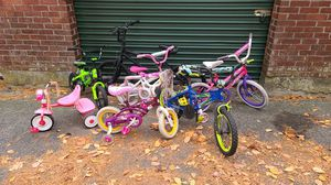 Kids bikes. $20 each. DELIVERY AVAILABLE. for Sale in Hopedale, MA