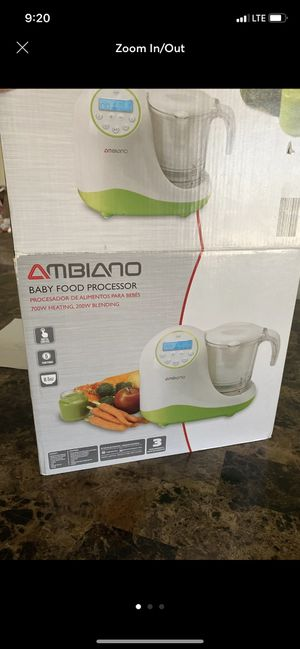 Baby food processor for Sale in Hesperia, CA